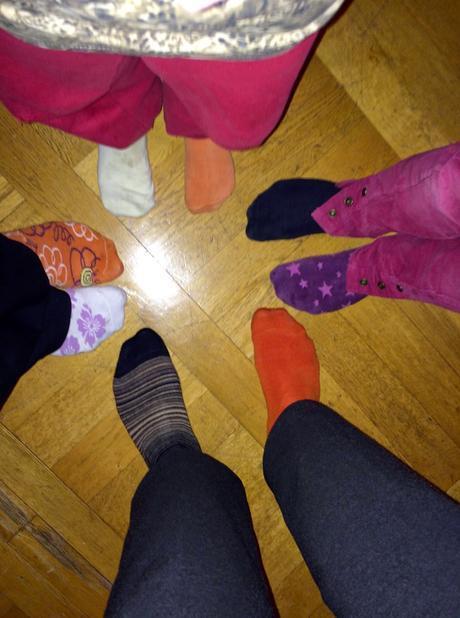 La giornata delle calze diverse
