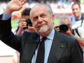 """Laurentiis: """"Organizzeremo un'amichevole onore Papa"""""""