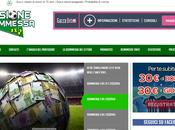 Realizzazione sito internet quotidiano pronostici scommesse calcio