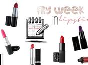 week lipstick March)