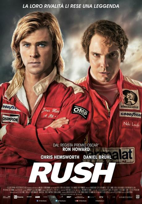 We love movies: Rush