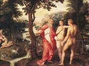 Schema punto croce: Giardino dell'Eden