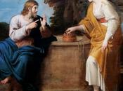 Schema punto croce: Cristo Samaritana Annibale Carracci