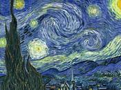 Schema punto croce: Notte stellata Vincent Gogh