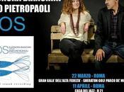 """Eleonora Bianchini Enzo Pietropaoli: nuovo album """"DOS"""" concerto"""