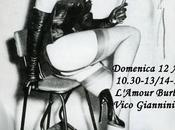 Genova arriva workshop dedicato all'indimenticabile ribelle Bettie Page