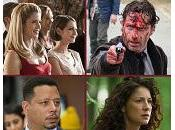 SPOILER TWD, Outlander, Arrow, Flash, Empire, Chasing Life, Finding Carter, Modern Family solo