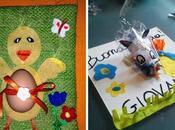 Creazioni Pasqua riciclo