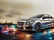 Mercedes Test guida