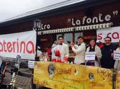 """Caterina Valfurva Aperineve """"Alcol Zero"""" Italian Food Riviera Class chinotti Sensu dell'azienda agricola Pamparino Finale Ligure"""
