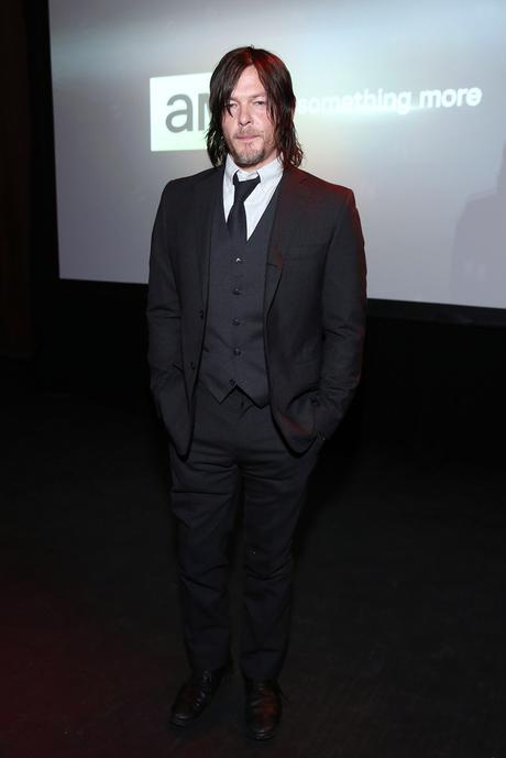 Norman Reedus Ad Vendite Event 2015 Photo Style Watch: Anton Yelchin, Bradley Cooper, Brad Goreski + More
