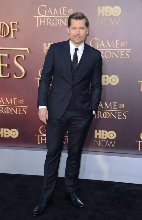 Nikolaj Coster Waldau Game of Thrones 2015 Photo Style Watch: Anton Yelchin, Bradley Cooper, Brad Goreski + More