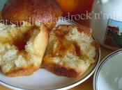 Briochettes orange cardamone, lievitazione naturale