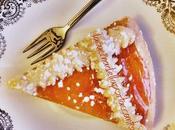 Crostata senza glutine lattosio, alla marmellata rose Tart gluten free lactose free, with rose's