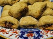 Egyptian roll cookies biscotti fichi dall'Egitto