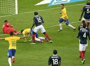 Francia-Brasile 1-3: Bleus opachi, tris verdeoro rimonta