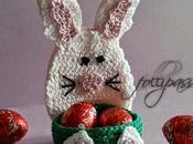 """Crochet: """"Segnaposto giorno Pasqua"""""""
