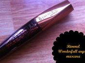 Rimmel WONDERFULL ARGAN mascara
