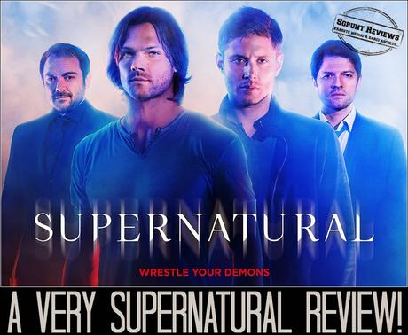 A Very Supernatural... Review! ( 10x16 Paint it black )