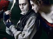 Sweeney Todd diabolico barbiere Fleet Street