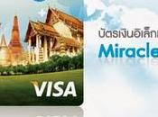 Miracle Thailand Card,la carta prepagata turisti
