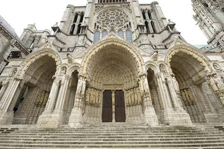 Francia fantasmi e misteri nelle pi belle cattedrali - Finestre circolari delle chiese gotiche ...