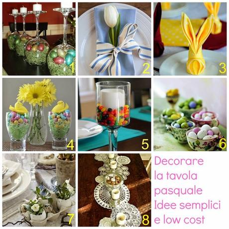 Centrotavola fai da te per pasqua paperblog for Centrotavola pasquali fai da te