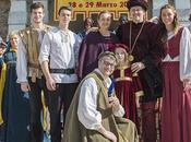 Viaggio Medioevo: giornalista cantastorie Castello Bevilacqua