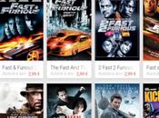 Google Play Film: film della saga Fast&Furious prezzo speciale