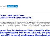 Dove comprare backlink siti dollari