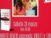 """Presentazione """"RACCONTAMI GIORNO PERFETTO"""" intervista Jennifer Niven"""