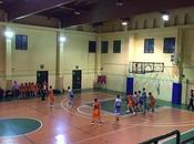 """Basket under derby Ercolano degli """"orange"""""""