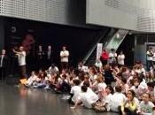 Scienza Sport Oltre alunni workshop della Fondazione Giovanni Agnelli Museo dell'Automobile