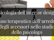 Psicologia dell'interior design: arredare studio dello psicologo