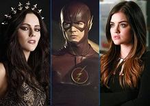 SPOILER su Pretty Little Liars, The Flash, Game Of Thrones, The Royals, Chasing Life, Arrow, Nashville e Outlander