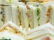 Pasquetta:tramezzini vegetariani