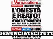 L'Italia cambia verso: l'onestà reato!