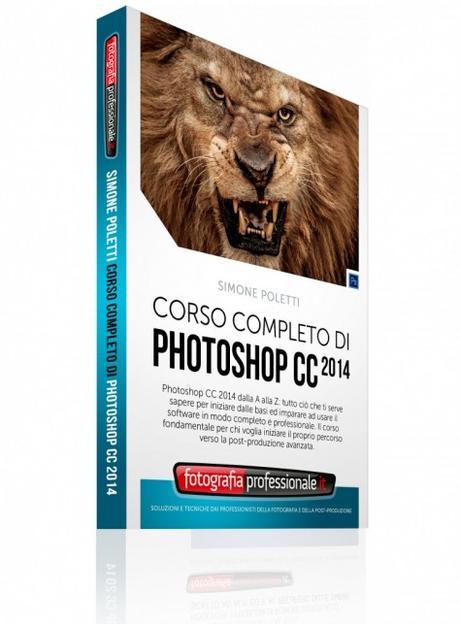 Corso Photoshop CC 2014 cover