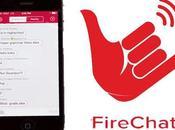 FireChat: perdiamoci vista
