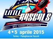 "Hockey Ghiaccio: ""Little Rascals"" partenza"