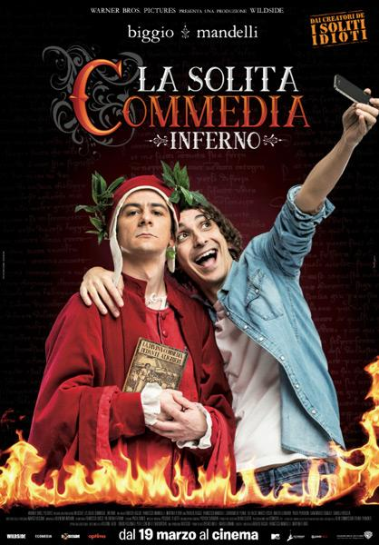 Locandina del film La solita commedia - Inferno