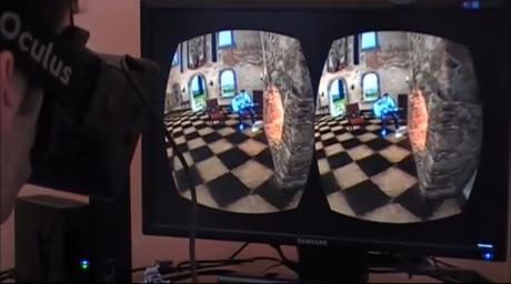 Troopers VR è una caccia all'insetto virtuale