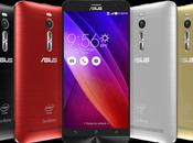 Primi Wallpaper ufficiali stock Asus ZenFone