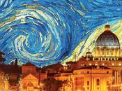 COLLEFERRO (ROMA): STARRY NIGHT Federico Leoni Presentazione alla Libreria C&C Catena