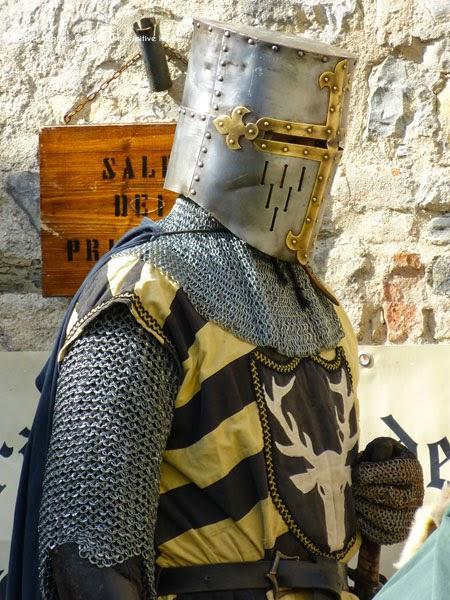 Pasqua con i cavalieri di Bardi