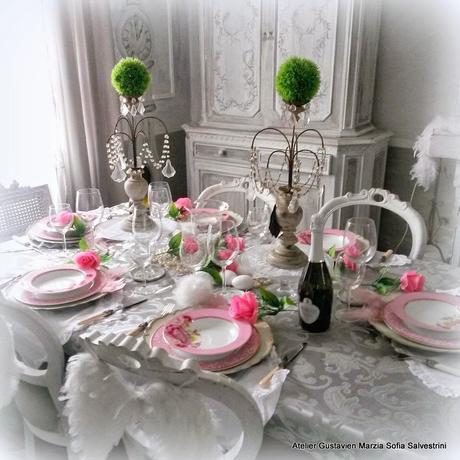 Una Pasqua colorata di Rosa