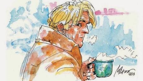 Il Canto di Natale di Ken Parker, prima della fine