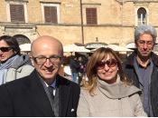 Continua incessante tour Claudio Ricci verso presidenza della Regione Umbria