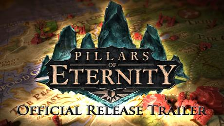 Pillars of Eternity - Il trailer di lancio