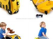 Trunki Suitcase BoostApak: sono scuse viaggiare piccoletti!